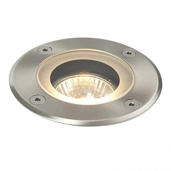 22143-001 Marine Grade Stainless Steel Recessed Ground Light