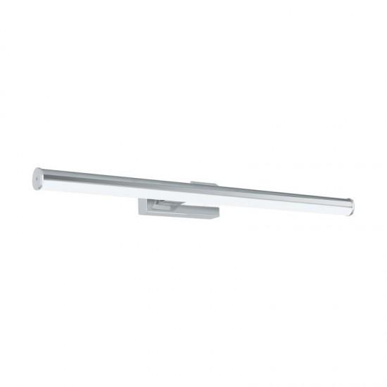 20684-002 Bathroom LED White and Chrome over Mirror Medium Wall Lamp