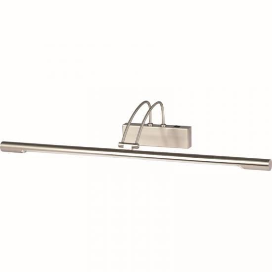 9464-006 LED Satin Silver Picture Light