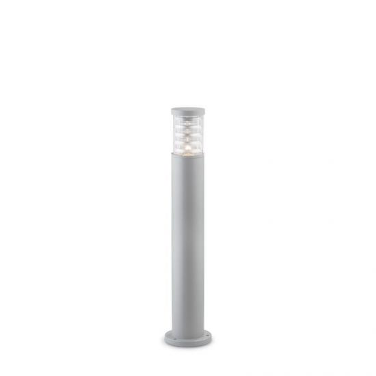 10798-007 Outdoor Grey with Glass Big Bollard