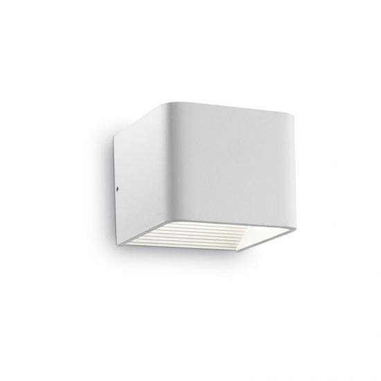 23071-007 LED White Square Up & Down Wall Lamp