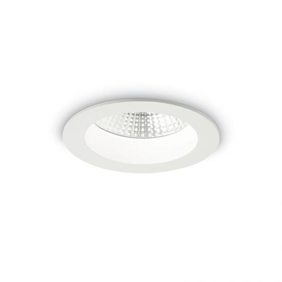 43834-007 LED Round White Recessed Ceiling Light 950LM