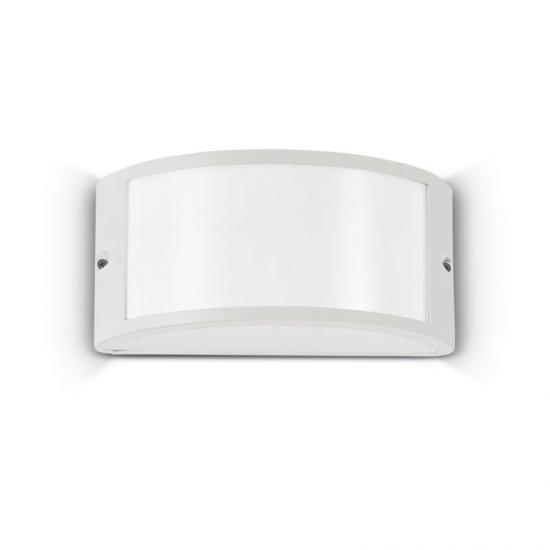23298-007 Outdoor White Wall Lamp