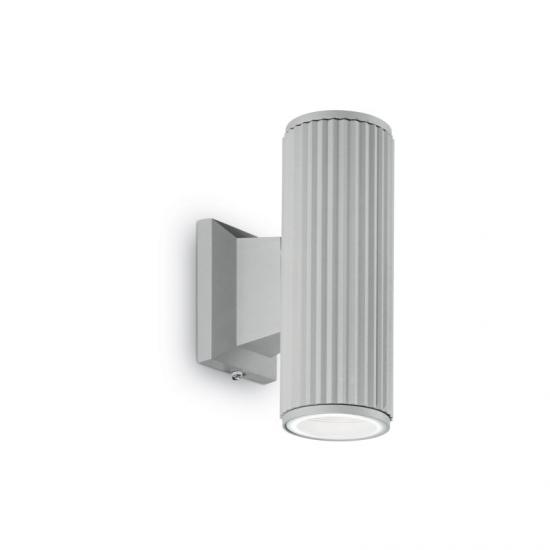 912428-007 Outdoor Grey Up&Down Wall Lamp