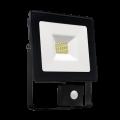 Floodlights with sensor