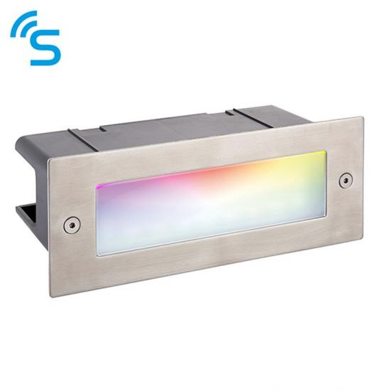 21721-001 LED Marine Grade Stainless Steel Smart Brick Light