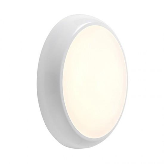 22026-001 LED IP65 Gloss White Sensor Flush with Colour Changing