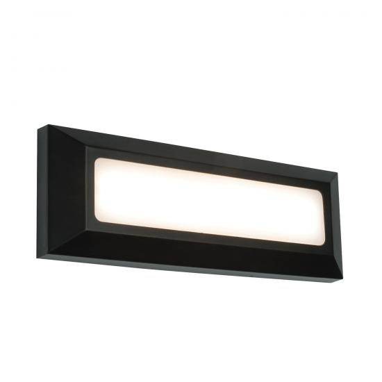 31760-001 LED Black Surface Brick Light