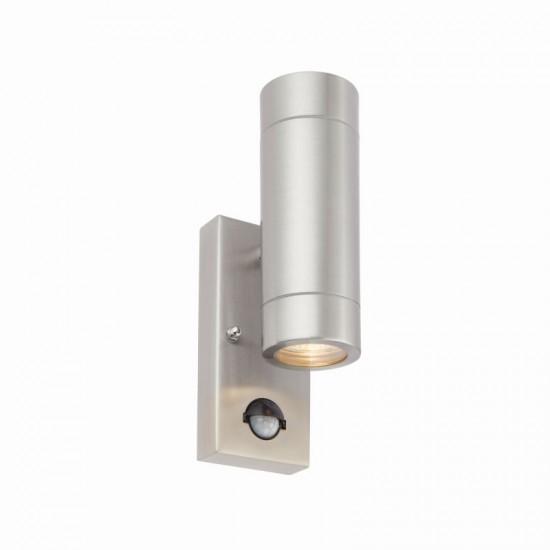54525-001 Marine Grade Stainless Steel Up&Down PIR Wall Lamp