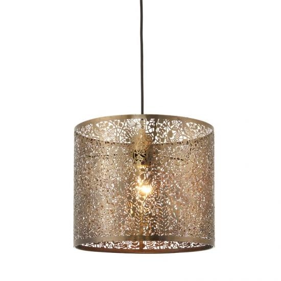 7374-001 Antique Brass Small Shade for Pendant