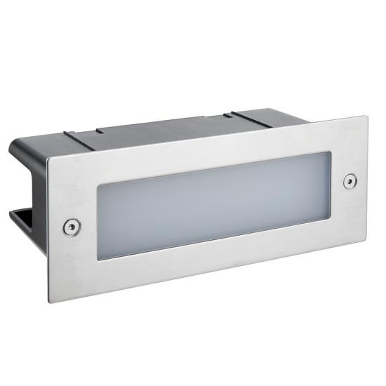 54740-001 LED Marine Grade Stainless Steel Brick Light