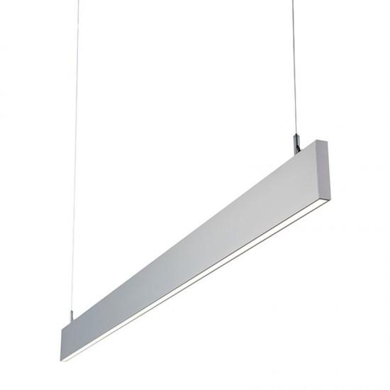 54804-001 LED Slim Silver Linear Profile