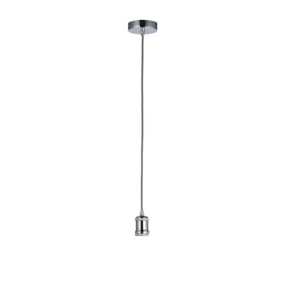 50938-001 Polished Chrome Suspension E27
