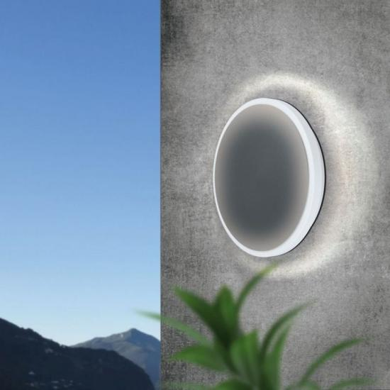 59377-002 LED Antracite & White Wall/Ceiling Lamp