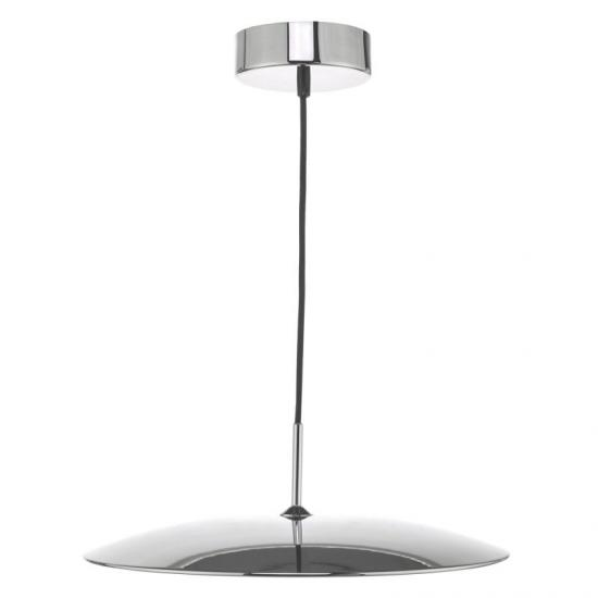52028-003 LED Polished Chrome & Stainless Steel Pendant