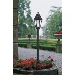 BLACK HEXAGONAL LANTERN 9218-9801-008