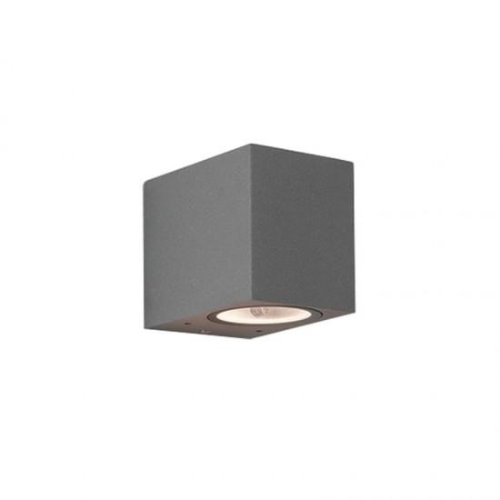 53932-021 Outdoor Textured Grey Wall Lamp
