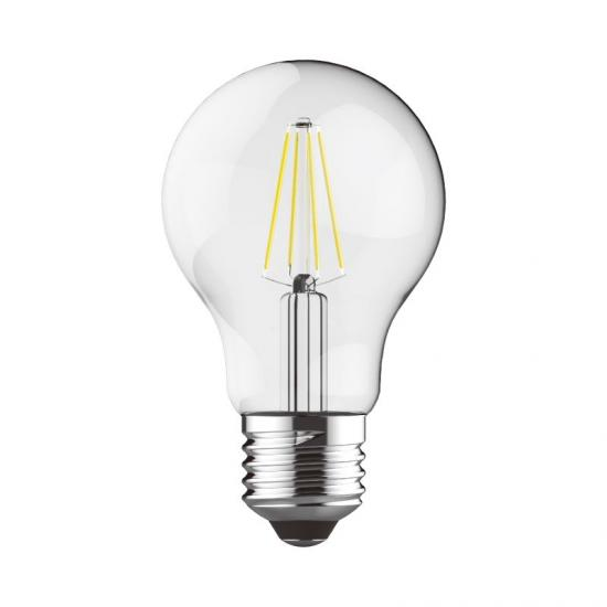 E27 Dimmable Clear Classic Bulb 8W